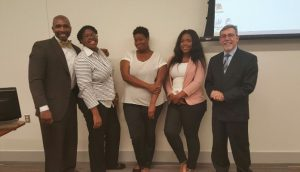 Wilberforce University Students Make a Big Impression