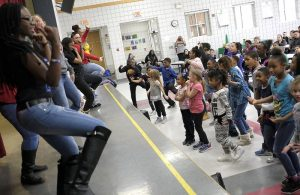 Group performs, inspires Springfield youth to go to college