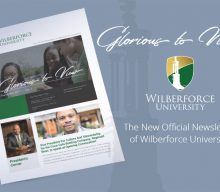 New University Newsletter, Glorious To View