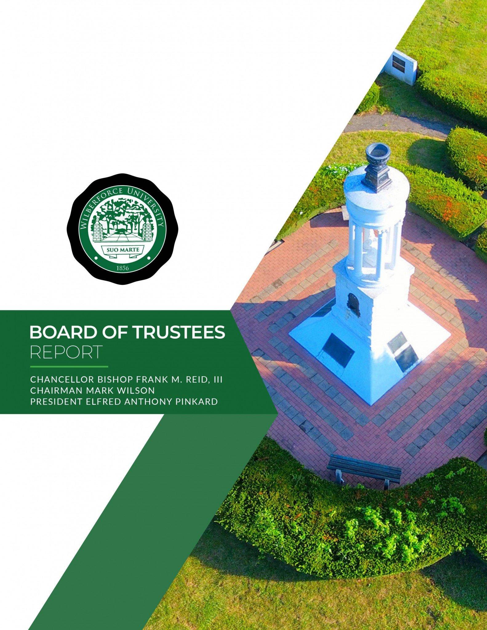 2019 Board Report