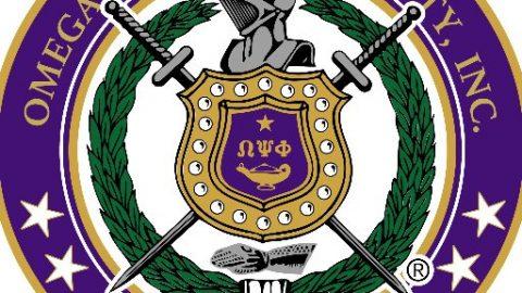 Omega Psi Phi Fraternity INC logo