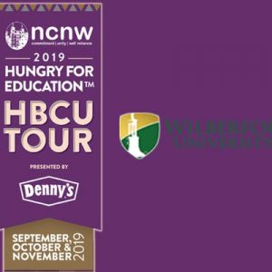 NCNW HBCU Tour presented by Denny's Hungry for Education – Wilberforce University