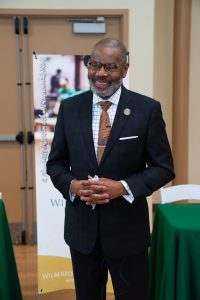 Wilberforce President Speaks to Dayton Leaders