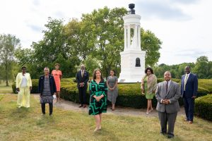 Ohio's Black Lawmakers Visit Wilberforce