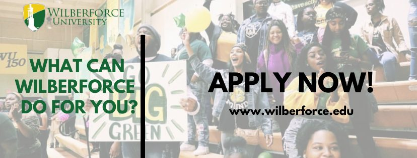 There are Great Opportunities at Wilberforce