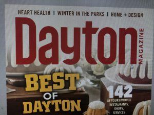 Dayton Magazine Features Wilberforce