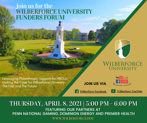 Support for Wilberforce - Join Us!