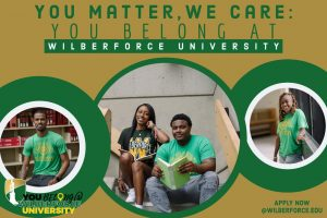 Wilberforce Cuts Tuition for Ohio Students