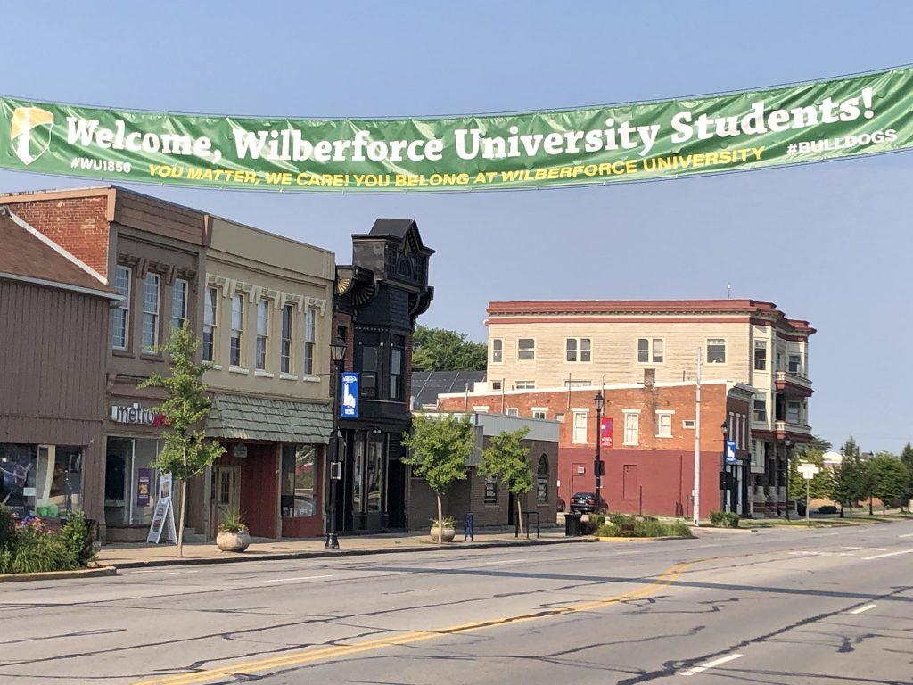 WU Welcomes Students