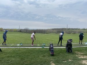 The WU Golf Team Shares Learning the Game